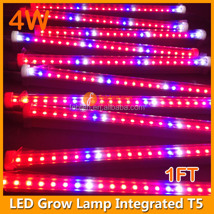 Plants Factory Vertical Shelf 26w T5 Led Grow Light Tube/t5 Led ...