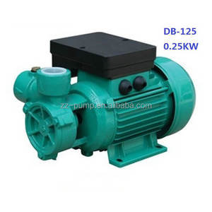 High pressure peripheral vortex pump irrigation pump for water supplying