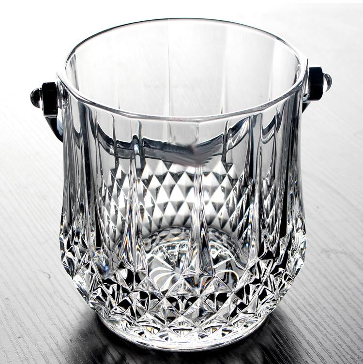 Glass bucket sturdy workbench