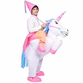 Factory directly sell big cartoon characters adult size unicorn inflatable costume  sc 1 st  Alibaba & Factory Directly Sell Big Cartoon Characters Adult Size Unicorn ...
