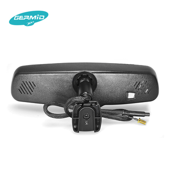 Car Bluetooth Wince 6 0 And Android Gps Rearview Mirror With Oem Bracket  Special For Smart Car - Buy Bluetooth Rearview Mirror,Android Gps Rearview