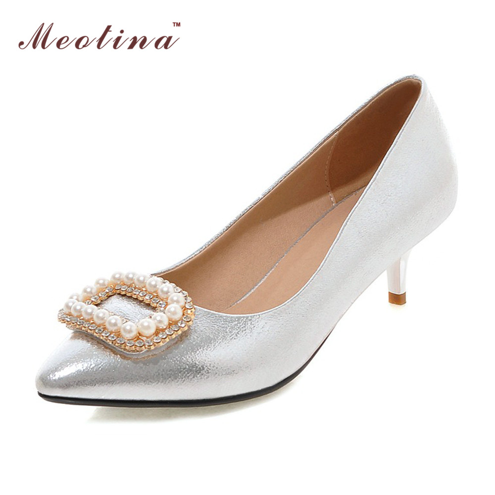Medium High Heel Shoes