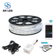 Waterproof 220v addressable rgb pixel Light Wifi Wireless control smd 5050 Color Changing Smart LED Strip