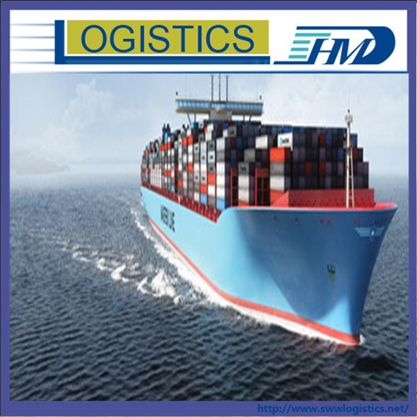 Free shipping container logistics service from China to CHICAGO sea freight forwarder