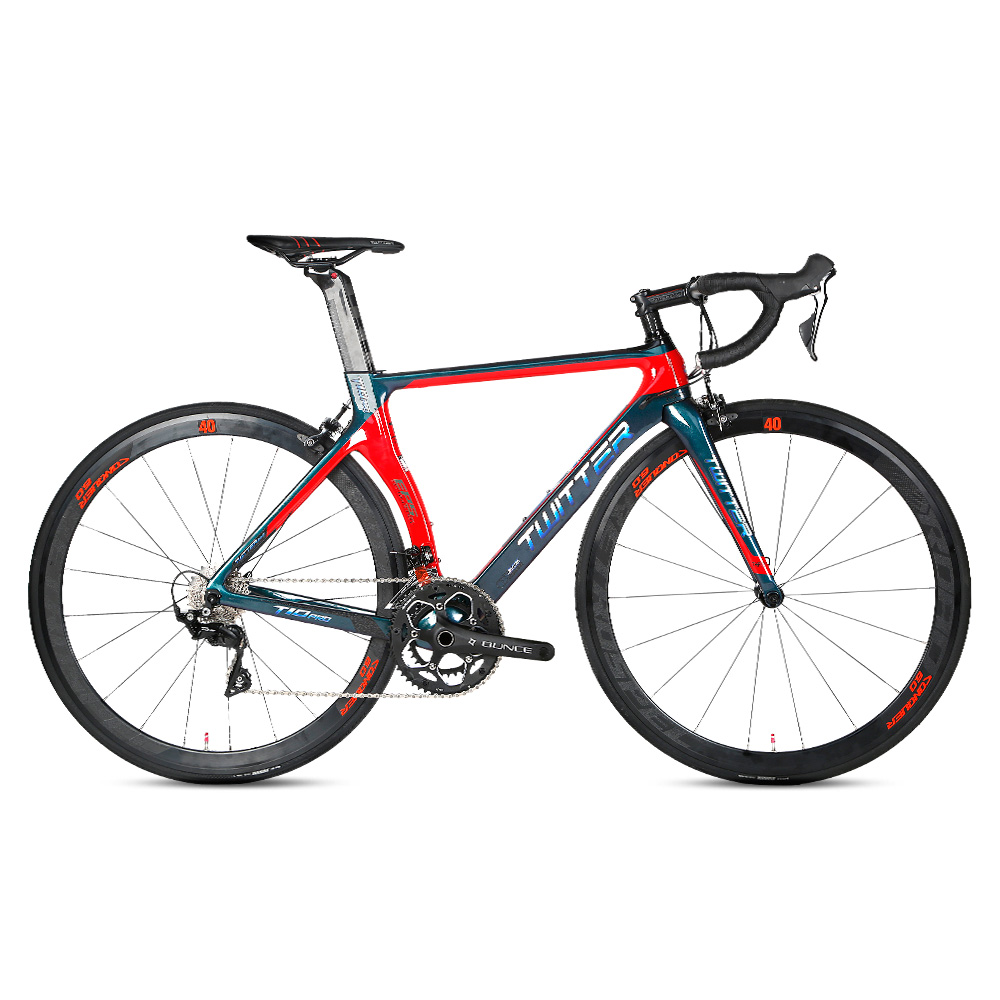 2019 cheap 22S 700C carbon fiber road <strong>cycle</strong> bikes
