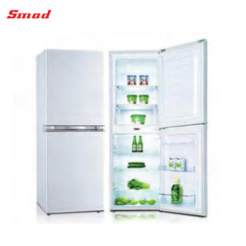 Double Door Upright Compressor Freon-free Refrigerator, View double door  sliding door refrigerator locks, Smad Product Details from Qingdao Smad
