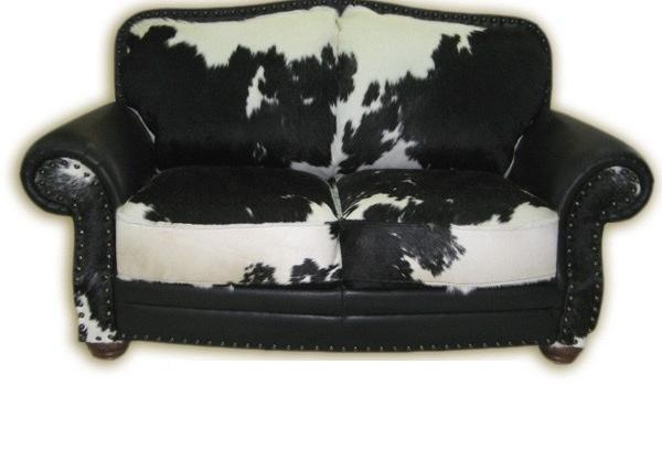 Cowhide Hair On Hide Furniture