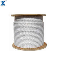 CHNLINE polypropylene mooring rope floating rope used ship rope