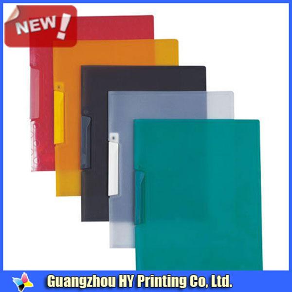 Plastic Folder Clear Ring
