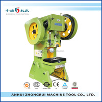 jh21 mechanical power press machine rates