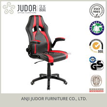 Judor cheap comfortable leather office chair/racing chair furniture/ergonomic executive chair in different color
