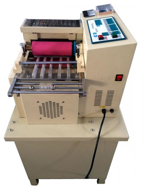 Elastic Bandage, Band, Belt, Webbing, Tape Cutting Machine