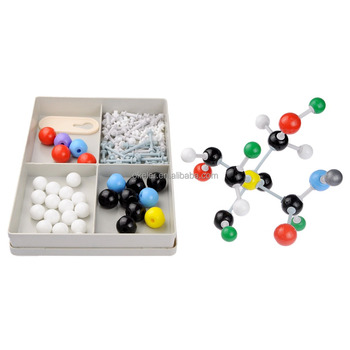 OEM University High School Teacher Use Chemistry Plastic Atom Molecular Model Set