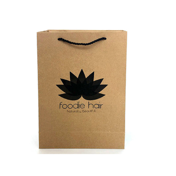 China Best Quality Famous Brand custom kraft paper bag with logo print