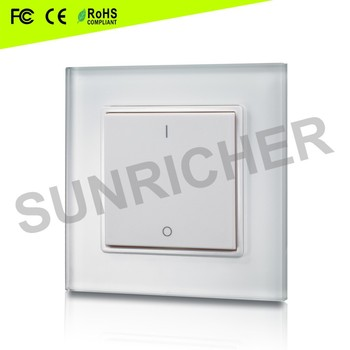 Led wall dimmer ,no wires need!Stick everywhere as you want!