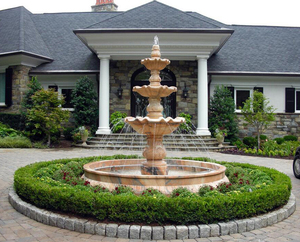 Low Price enchanted garden fountain