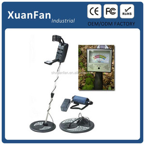 MD5008 hot selling gold metal detector for deep searching, deep metal detector 3m