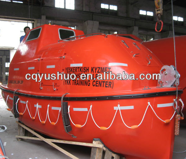 Marine Totally Enclosed Lifeboat/rescue Boat