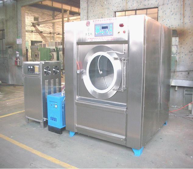 bleaching washing machine