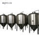 Alcohol Making and Beer Brewing Machine / Equipment of 20HL Fermentation Tank