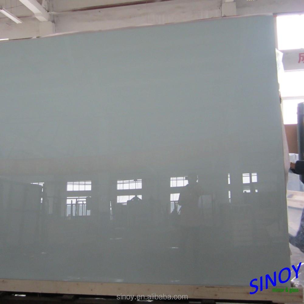 3mm 6mm dubbelzijdige kleefband ondoorzichtig wit glas/witte ...