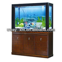 New Arrival Hot Bending Float Glass Aquarium Fish Tank