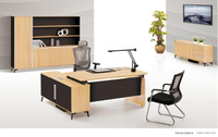 Executive computer office desk malaysia(FOH-ED-E1815-B)