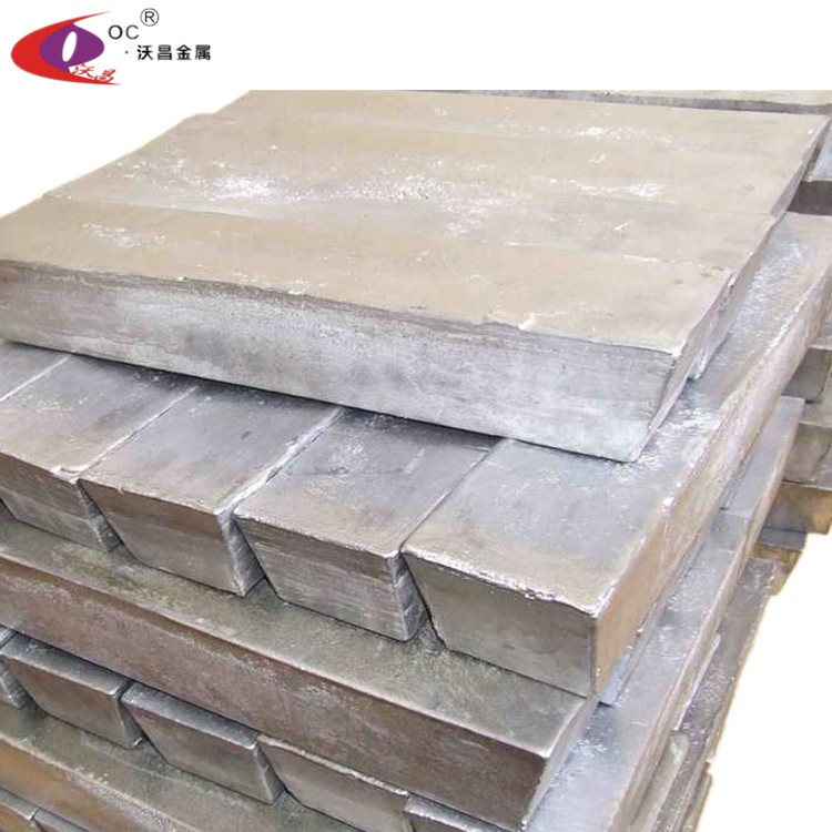 Fast supplier various type 4N 99.994 pure lead ingot price for sale