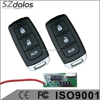 long distances 315/433mhz DC12V micro transmitter and receiver