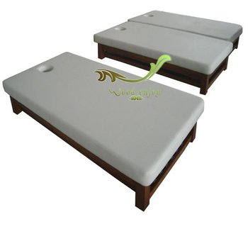 Thai Massage Table T-603-1-t,Soild Wood Thai Massage Bed