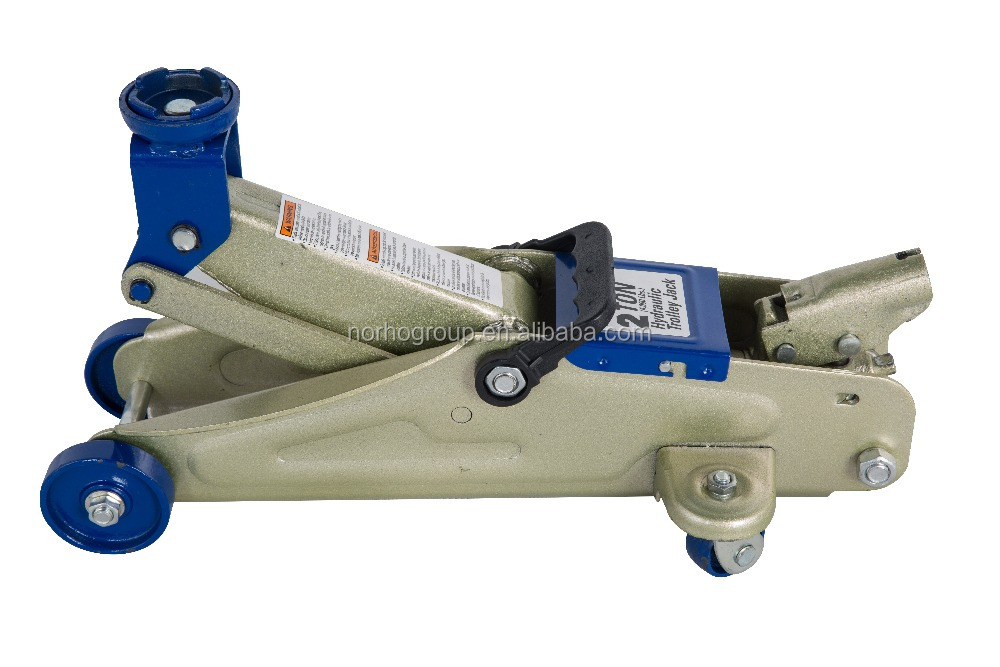 1.5T-4T CE Steel Made Hydraulic Floor/Garage/Trolley Jack