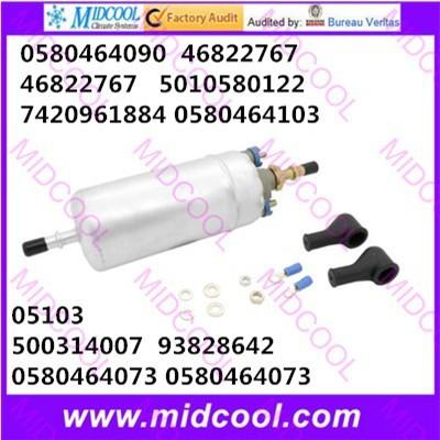 New Electric Fuel Pump 0580464103