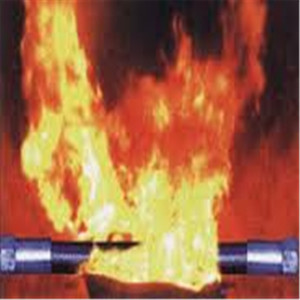High temperature,flexibility,ultrahigh-pressure fireproof hose