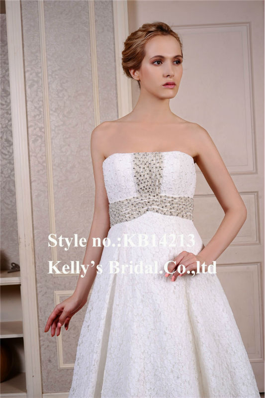 New Style High Class French Lace Gauze Wedding Dress Philippines ...