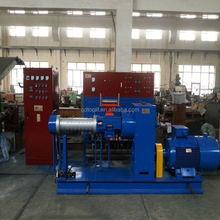 XJW-90 China Pin Barrel Cold Feed Extruder / Rubber Extruder Machine