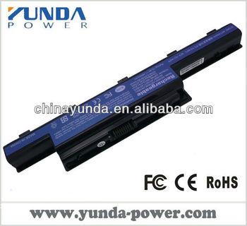 Genuine 6 Cells Notebook Battery For Acer Aspire 4741 4741g 4551 ...