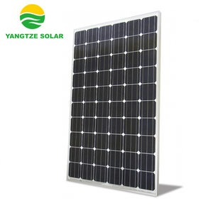 High efficiency mono 260W pv solar panel batteries