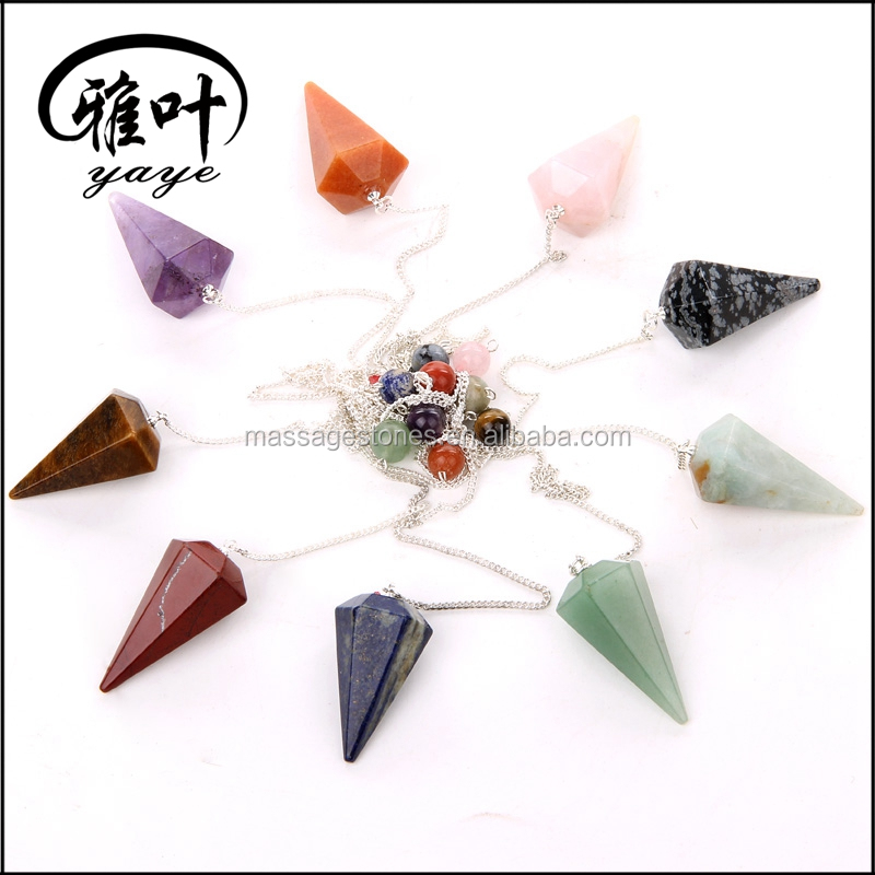 Natural Stones Dowsing Pendulum Wholesale