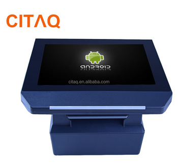 Citaq H10 10'' POS Terminal Hardware Android Touch Screen Tablet / Restaurant Thermal Printer / Sale Register / Maquina TPV