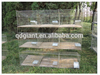 carriers & houses type galvanized rabbit cage