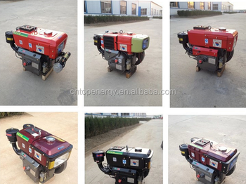Made In China Zs1100(15hp)changying Type Single Cylinder Diesel Engine With  Condenser - Buy Diesel Engine,Used Tractor Engines Sale,Engine And