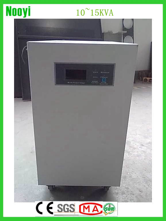 FULL automatic single phase AVR AC 20KVA voltage stabilizer / regulator