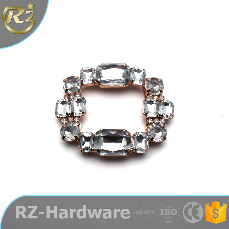 rhinestone shoes ornament buckles with the most exquisite craft for ladies