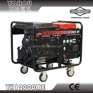 1 Phase VANGUARD Engine Portable 10KVA Petrol Generator
