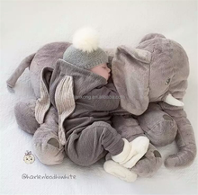 Most popular toys stuffed baby elephant body pillow