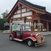 CE Approved, Electric Vintage Car, Classic Car with 48V Motor
