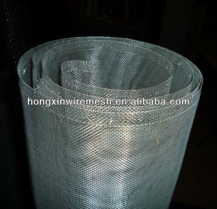 expanded wire mesh window screen
