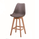 Y-119-1 [Hot Sale] Elegant Modern Dining Chair/Restaurant Dining Chair/ Leather Dining Chair bar chair