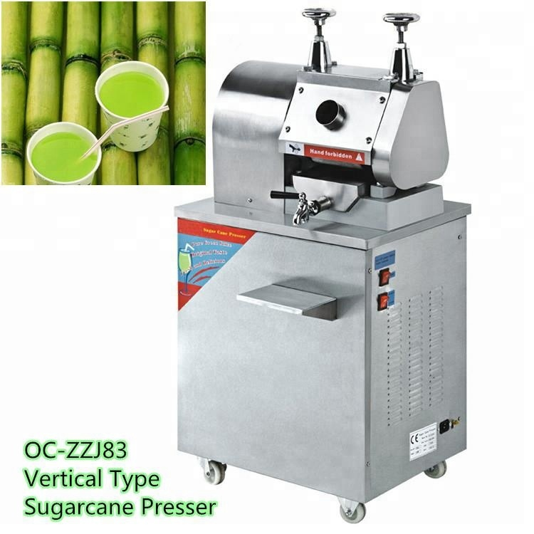 Oc Zzj83 Cheap Sugar Cane Juice Extractor Machines Buy Sugarcane Juicer Fruit Juice Making Machine Juice Press Product On Alibaba Com