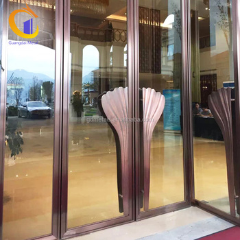 customized Stainless Steel Main Entry Front Door frame supplier